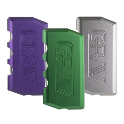 Grav Aluminum Dugout Smoke System Assorted Colors