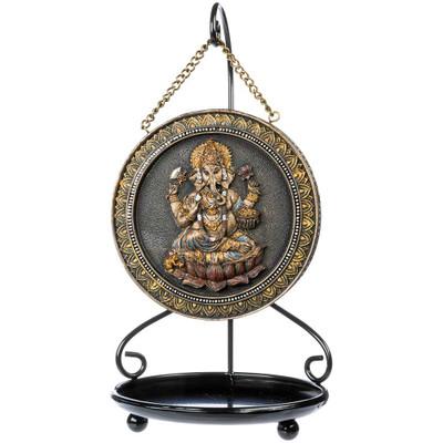 Ganesha Hanging Backflow Incense Burner