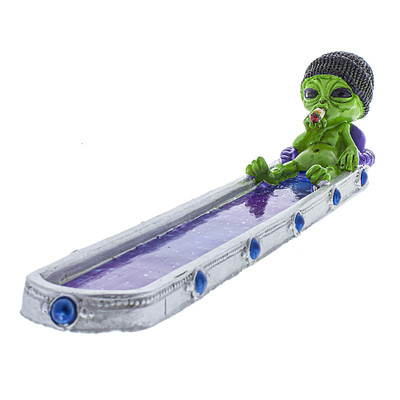 Buy Alien Galaxy Stick Incense Burner