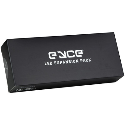 A closed box of the Eyce Spark LED Expansion Pack.