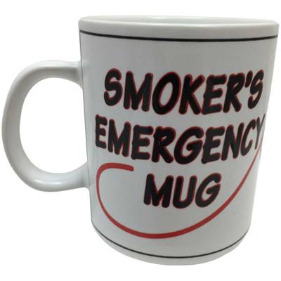 Smoker's Emergency Mug