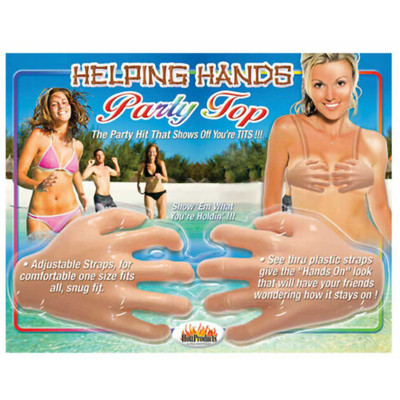 Helping Hands Party Top