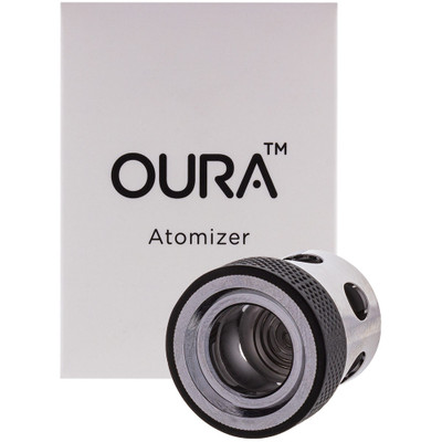 Oura replacement Atomizer with its box.
