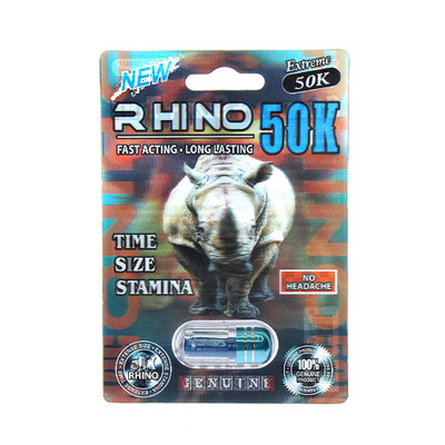 New  rhino extreme 50k male enhancement pill, packaged and ready to ship discreetly to you.