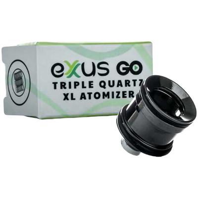 Exxus Go Triple Quartz XL Atomizer