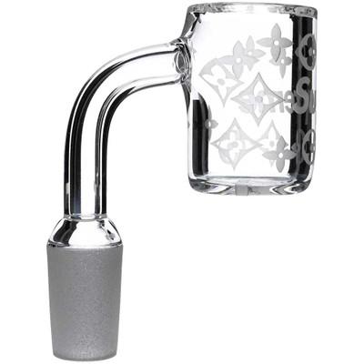 Hillside Glass 14mm Male Etched Pop Culture Bangers, Assorted Designs