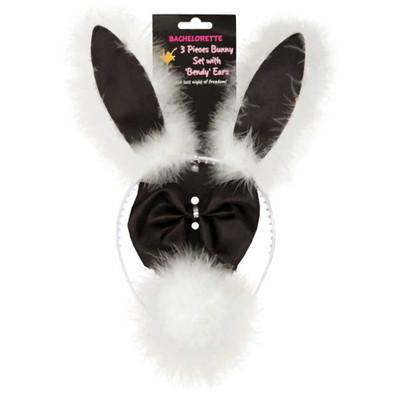3-Piece Bunny Set