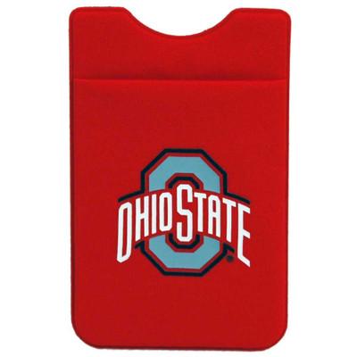 Ohio State Buckeyes Phone Card Holder
