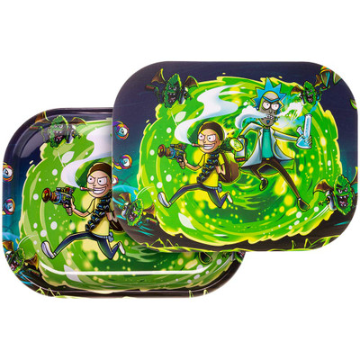 Rick and Morty Silicone Rolling Mat Tray Pickle Rick FAST SHIPPING