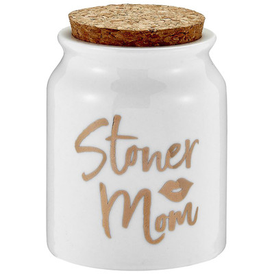 Stoner Mom Stash Jar