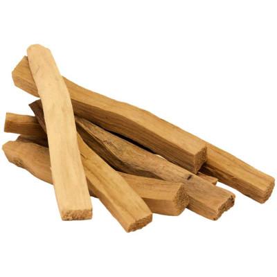 Palo Santo Natural Wood Incense Sticks, 2 oz.