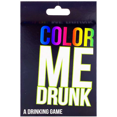 Color Me Drunk Drinking Game