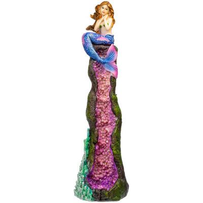 Mermaid Incense Burner Tower