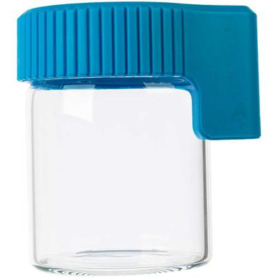 Cookies LED Lit Airtight Mag Jar, Blue