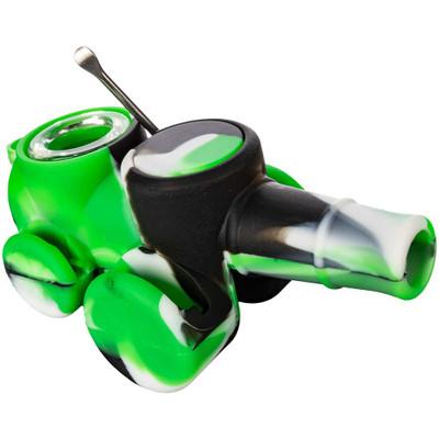 Silicone Cannon Pipe, Assorted