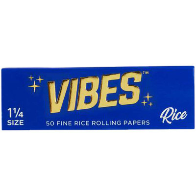 Vibes Rice 1.25 Rolling Paper