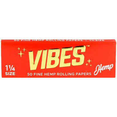 Vibes Hemp 1.25 Rolling Paper