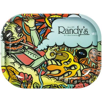 Randy's Roach Art Rolling Tray, Small