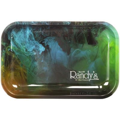 Randy's Color Smoke Rolling Tray, Medium