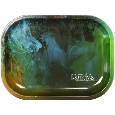 Randy's Color Smoke Rolling Tray, Small