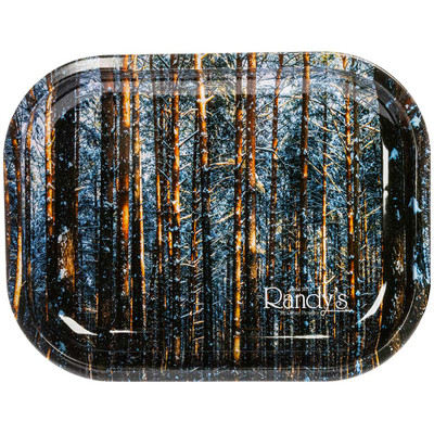 Randy's Forest Rolling Tray, Small