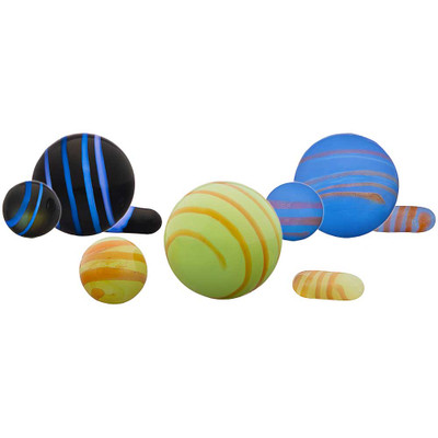 Assorted colored Terp Pearl sets.