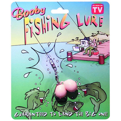 Pipedream Booby Fishing Lure