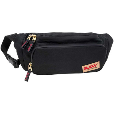 Front view of the RAW Sling Bag.