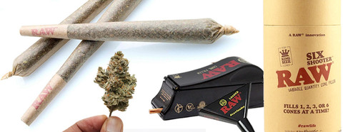 How to Make Your Own Pre-Rolled Cone Joint