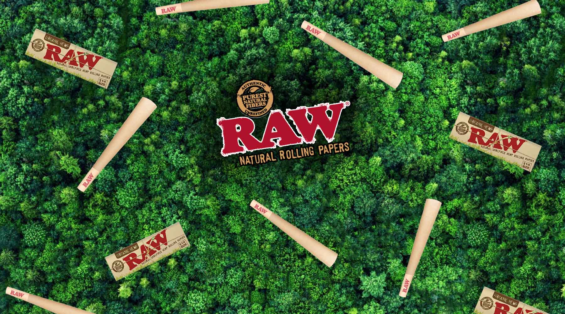 Offical Raw cones, papers, tips, pre  rolls, unbleached papers, apparel, shirts, rings and more for sale online