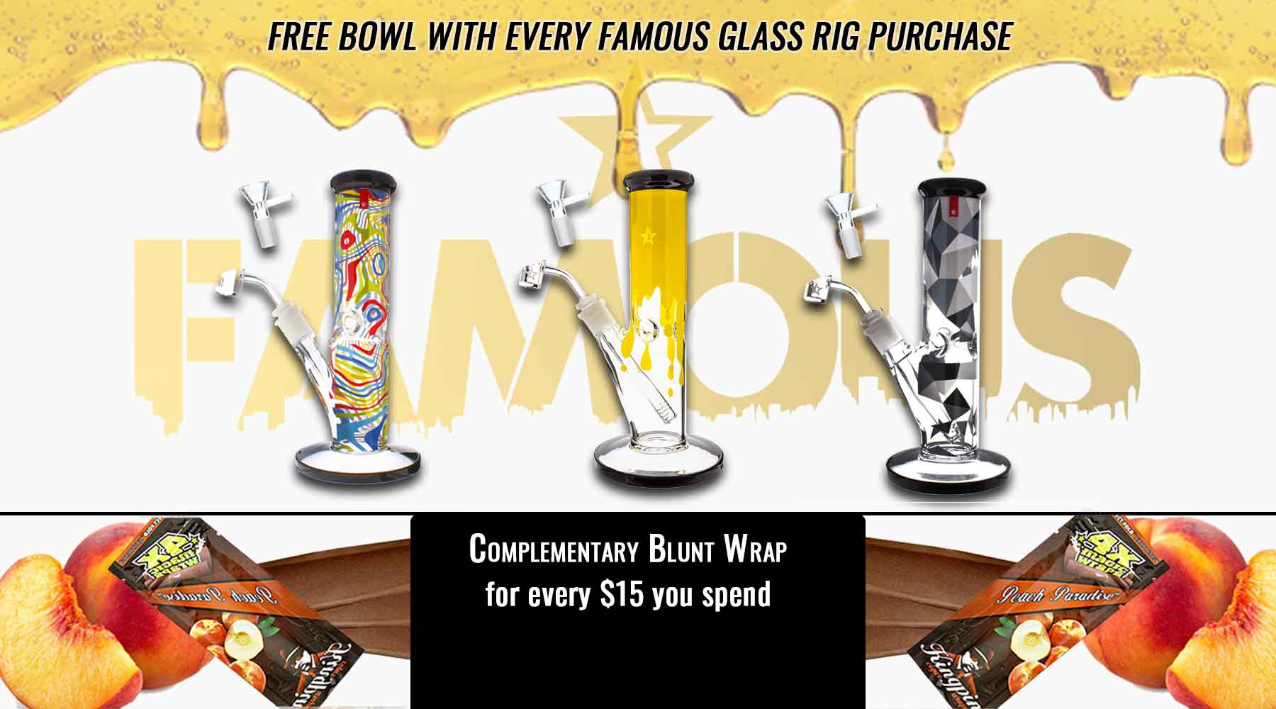 Famous Glass Free Bowl With Purchase Buy The Best Dab rigs Waterbedsnstuff
