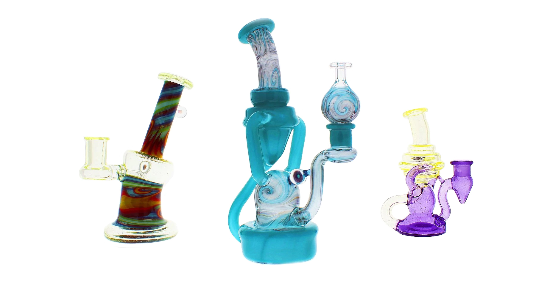 Water pipes and Heady Glass - Waterpipes and Dab Rigs