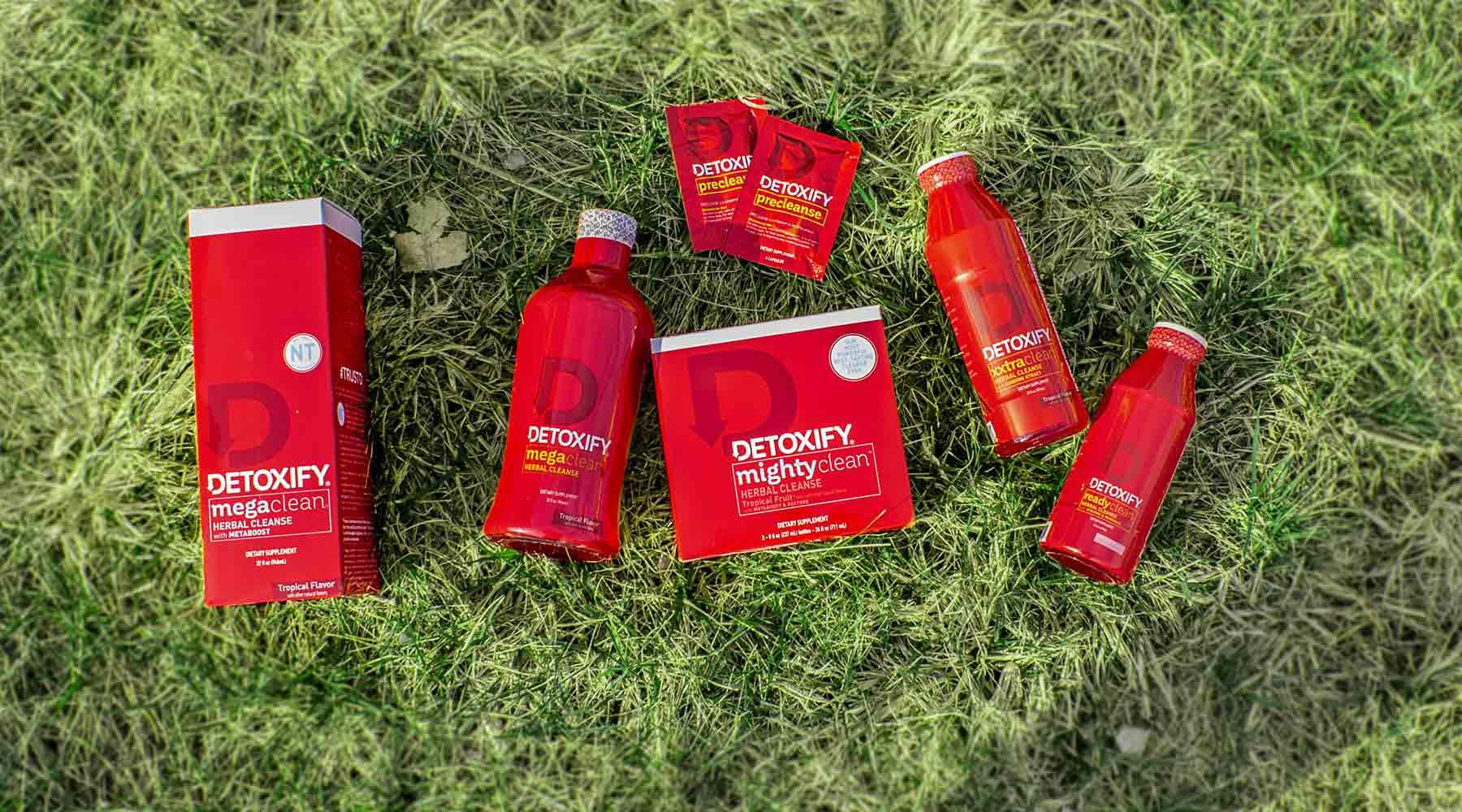 Detox from all toxins - Full body detox  - Detoxify