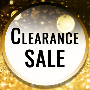 Find your new favorite item up to 80% off in our Clearance category.