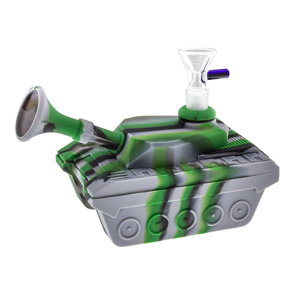 Silicone Tank Waterpipe