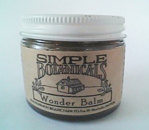 One jar of Wonder Balm