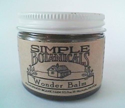 One jar of Wonder Balm