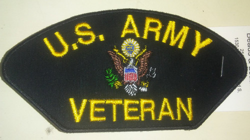 US Army Veteran Patch