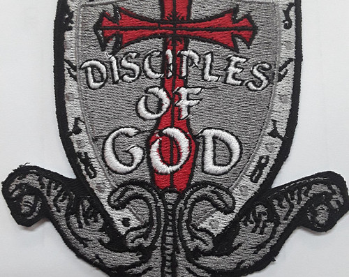 Disciples of God Patch