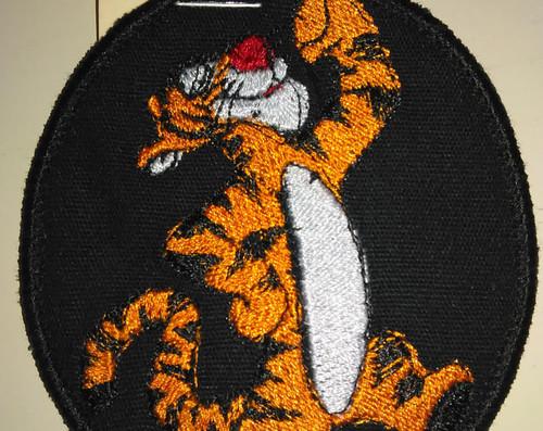 Tigger patch
