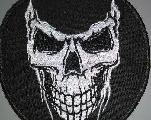 Small skull patch