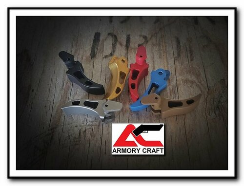 Armory Craft P365/P365XL Curved Trigger