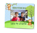 Picture Frame – Personalized brothers / Monkeys