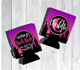 Koozies - Let's Get Smashed - New York City - Pink