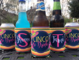 Koozies - Final Flamingle with outer circle - set