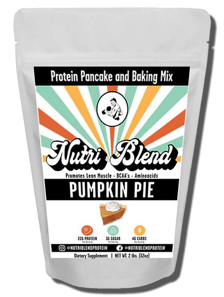 Pumpkin is our popular choice for baking but be ready for an explosion of flavors that will make you think you are actually eating a Pumpkin Pie. This innovative new protein was specially formulated not only for serious bodybuilders but for the everyday health enthusiast that wants the best tasting protein out. Avoid the the junk and swap it for this protein-rich treat. No baking experience needed!
