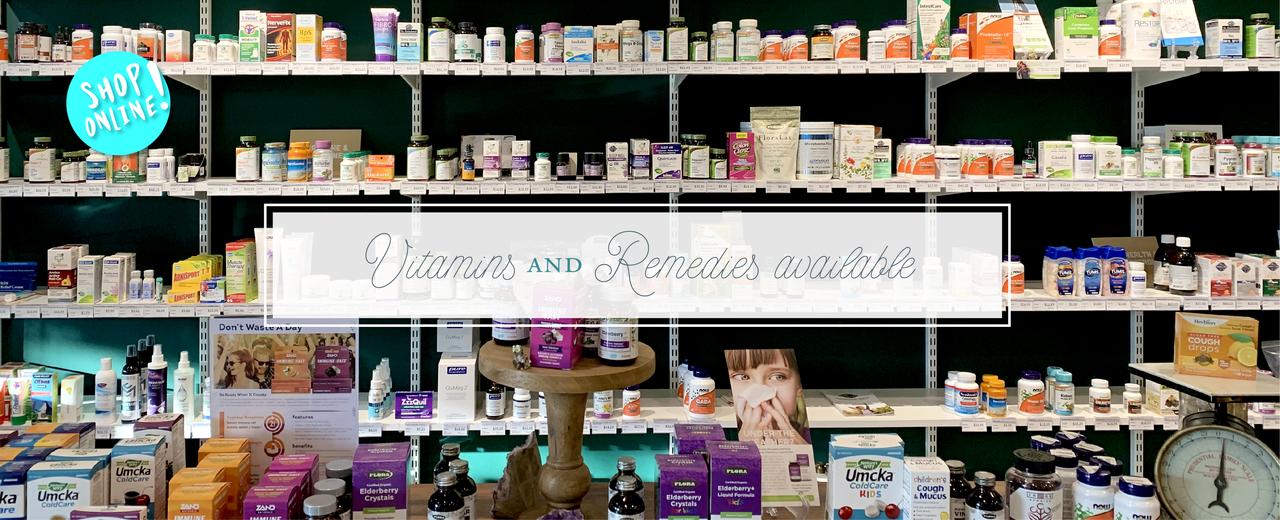 Vitamins and Remedies