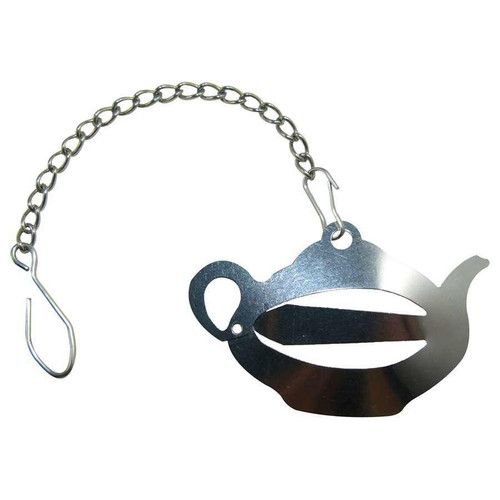 Cha Cult Filter Clip, Teapot SS