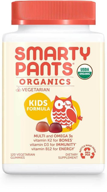 SmartyPants Smarty Pants Kids complete, org 120ct