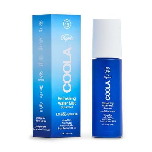 Coola Refreshing Water Mist SPF 18, 1.7oz